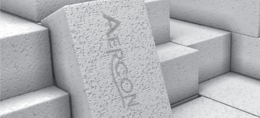 Auto Claved Aerated Concrete Blocks By Aerconindia Com